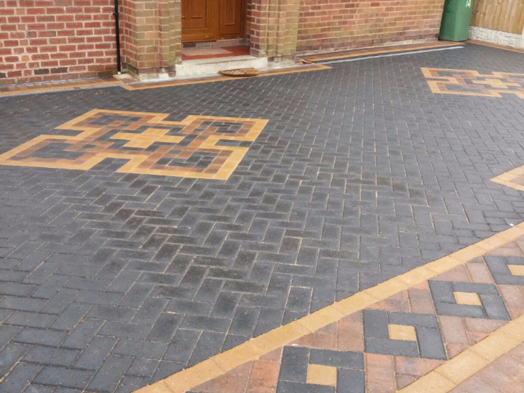 Block Paving near Frimley