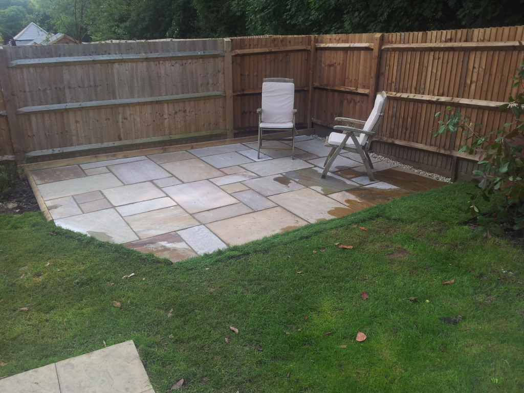 Frimley Block Paving