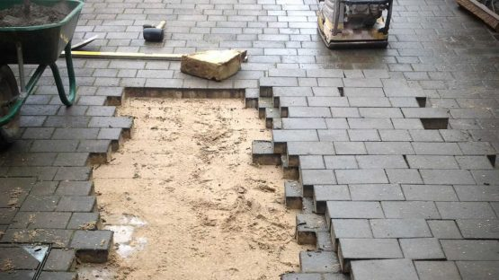 Block Paving Driveway Repair Farnborough