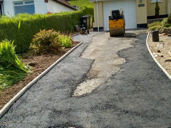 Weybourne Tarmac Driveway Repair